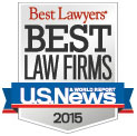 U.S. News Best Law Firms 2015