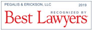Pegalis Law Group, LLC Recognized by Best Lawyers 2019