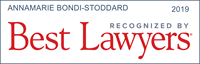 Recognized by Best Lawyers Annamarie Bondi-Stoddard