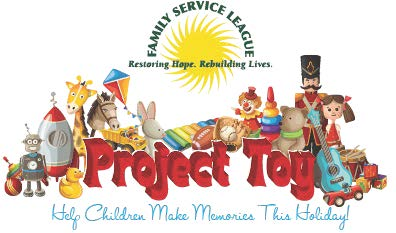 Family Service League Project Toy